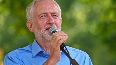 U.K. Labour leader Jeremy Corbyn. Credit: Sophie J. Brown/Flickr.