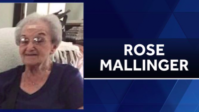 Rose Mallinger, 97,  was the oldest of the 11 Jewish worshippers killed on Oct. 27 at Tree of Life Synagogue*Or L'Simcha Synagogue in Pittsburgh. Credit: Screenshot.