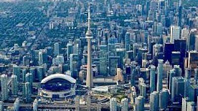 Toronto skyline. Credit: Max Pixel.