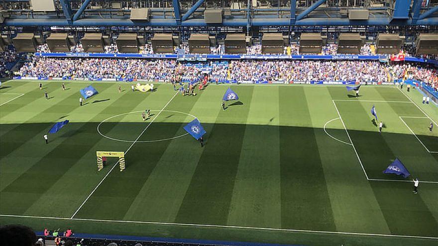Chelsea FC vs. Liverpool FC. Credit: Greger Ravik/Flickr.