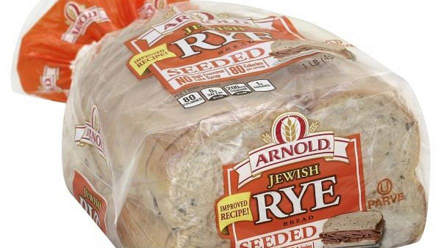 Is your bread still kosher? Arnold's Bread manufacturer drops the OU