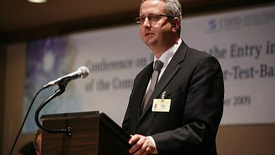 Ivan Lewis resigned on Dec. 20, 2018 as the Labour Party's chief whip amid sexual-harassment allegations and anti-Semitism within his party. Credit: Sophie Paris/Comprehensive Nuclear-Test-Ban Treaty via Flickr.