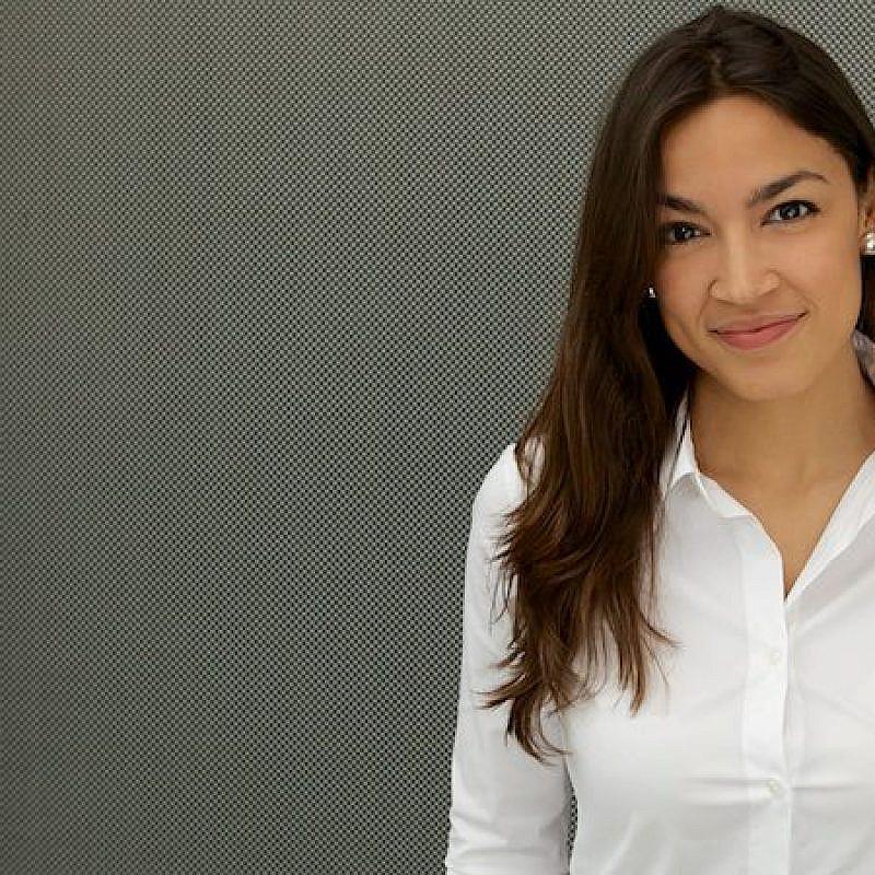 Alexandria Ocasio-Cortez, incoming House Democrat representing Queens, N.Y. Credit: Ocasio-Cortez campaign.