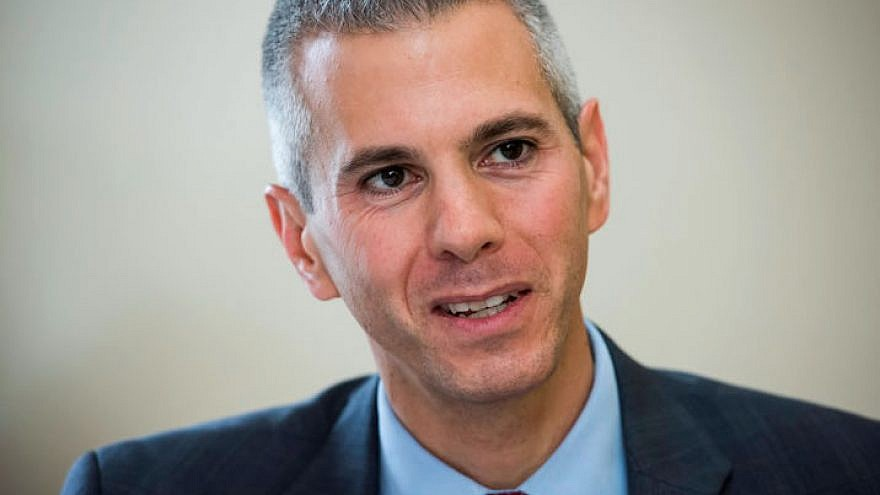 Congressman-elect Anthony Brindisi of New York's 22nd Congressional District. Credit: Screenshot.