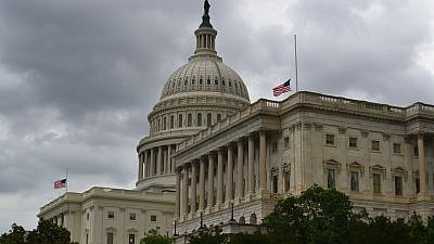 U.S. Capitol building in Washington, D.C. Credit: Wikimedia Commons.