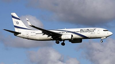 An El Al Israel Airlines Boeing 737-858. Credit: Andre Wadman/Wikimedia Commons.