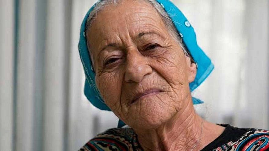 More than 600 volunteers from the International Fellowship of Christians and Jews are spreading the joy of Hanukkah to hundreds of elderly people throughout Israel who live alone. Credit: International Fellowship of Christians and Jews.