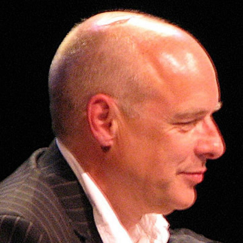 Brian Eno, 2006. Credit: Wikimedia Commons.