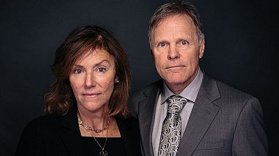 Fred and Cindy Warmbier, parents of Otto Warmbier, who died as a result of imprisonment in North Korea. Source: White House.