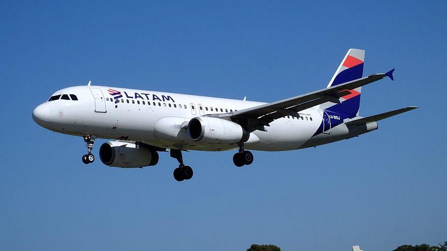 LATAM Airlines Argentina. Credit: Carlos Daniel Dobelli/Flickr.