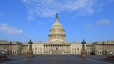 East front of the U.S. Capitol building in Washington, D.C. Credit: Martin Falbisoner via Wikimedia Commons.