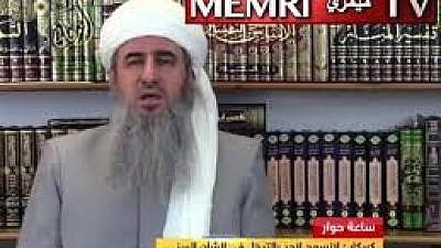 Norway-based Jihadi scholar Mullah Fateh Krekar, who is the former leader of the Kurdish Sunni Jihadi group Ansar Al-Islam, was interviewed on NRT TV (Iraqi Kurdistan). The interview aired on Dec. 20, 2018. (MEMRI)