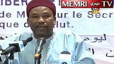 During a Dec. 1, 2018 press conference, Chadian politician Mahamat Zene Bada praised Chadian president Idriss Déby's recent visit to Israel. The press conference aired on Télé Tchad TV (Chad). (MEMRI)