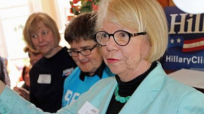 Former Clinton White House director of communications Ann Lewis. Credit: Karen Murphy/Flickr.
