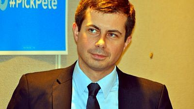 Pete Buttigieg, mayor of South Bend, Ind. Credit: Edward Kimmel/Flickr.