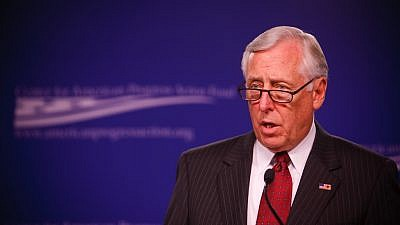 House Majority Leader Steny Hoyer (D-Md.). Credit: Ralph Alswang/Ralph Photo.