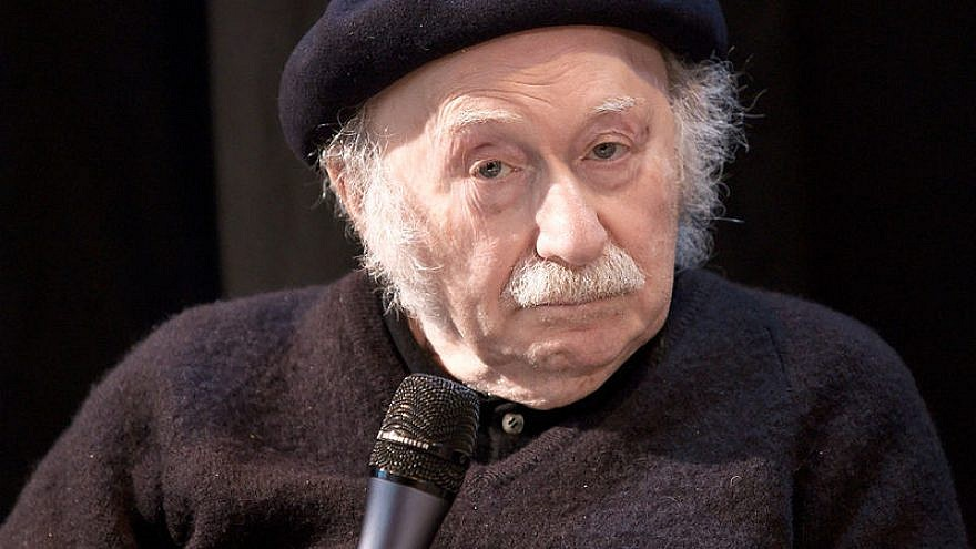 Jewish-German author Edgar Hilsenrath, who wrote a best-selling fictional account of the Holocaust from the viewpoint of a Nazi, died on Dec. 30, 2018. He was 92 years old. Credit: Georges Seguin/Wikimedia Commons.