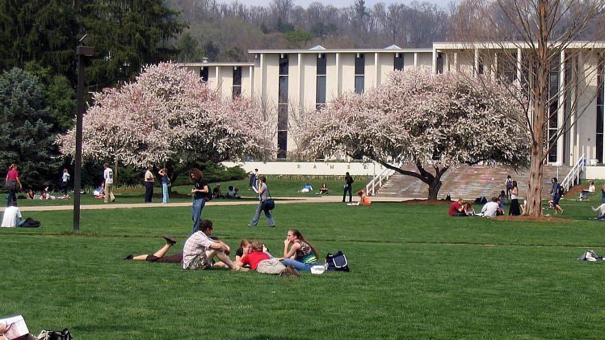 UNC Asheville. Credit: Blue Bullfrog/Flickr.