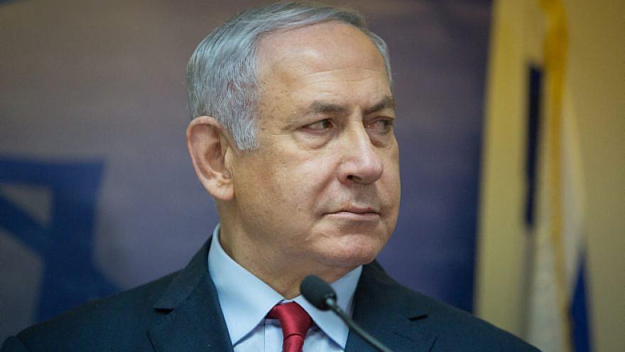 Israeli prime minister Benjamin Netanyahu. Photo by Noam Revkin Fenton/Flash90.