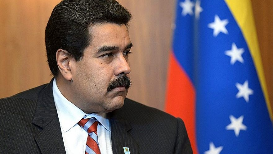 Venezuelan President Nicolás Maduro. Credit: The Kremlin.