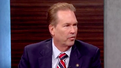 U.S. Congressman Vern Buchanan (R-Fla.). Credit: Screenshot.
