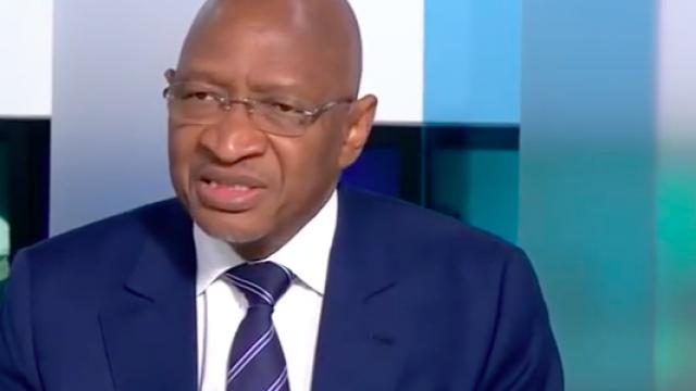 Malian Prime Minister Soumeylou Boubèye Maïga. Credit: Screenshot.