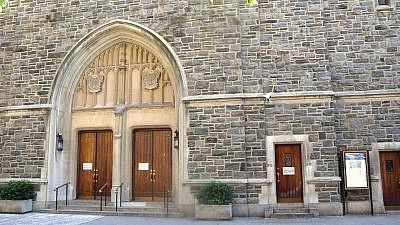 Stephen Wise Free Synagogue. Credit: Jim.Henderson/Wikimedia Commons.