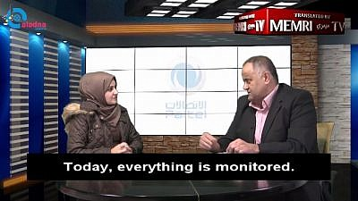 During a Dec. 23, 2018 interview on Baladna TV (Gaza), Palestinian author Mushir Al-Farra said that the Palestinians should be more cautious while representing their cause on media outlets to avoid speaking in a way that weakens it. (MEMRI)