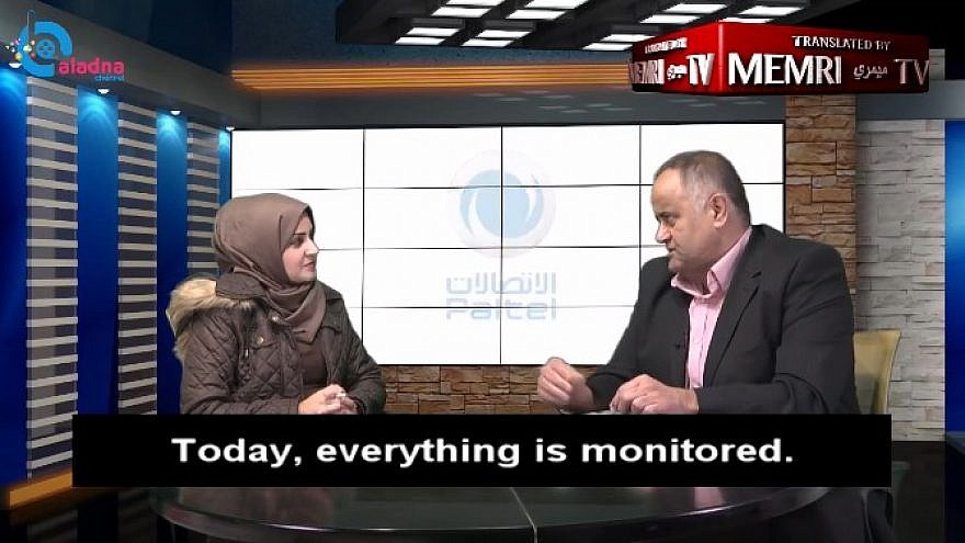 During a December 23, 2018 interview on Baladna TV (Gaza), Palestinian author Mushir Al-Farra said that the Palestinians should be more cautious while representing their cause on media outlets to avoid speaking in a way that weakens it. (MEMRI)
