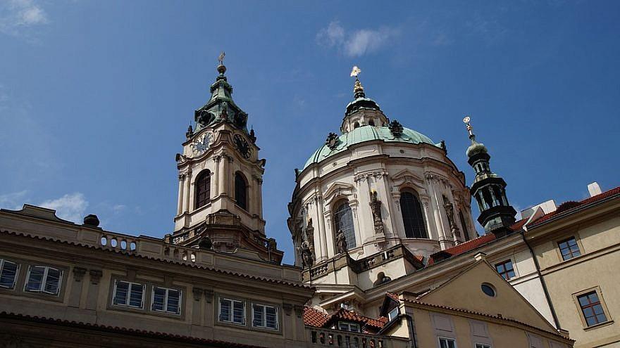 Prague. Credit: tomek999/Pixabay.