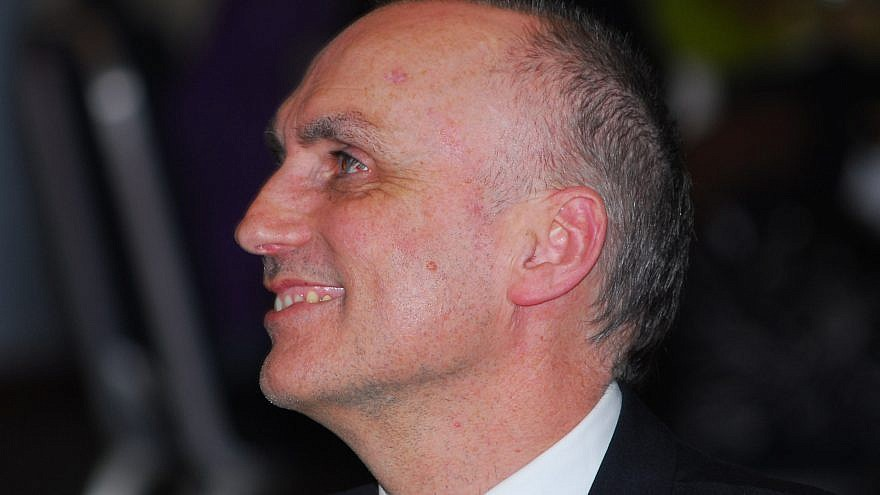 U.K. Labour Party member Chris Williamson. Credit: Johnwhitby/Wikimedia Commons.