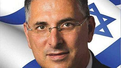 Gideon Sa'ar. March 4, 2018. Credit: Ziv Koren/Wikimedia Commons.