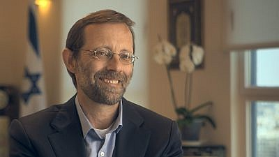 Moshe Feiglin. Credit: Wikipedia Commons.
