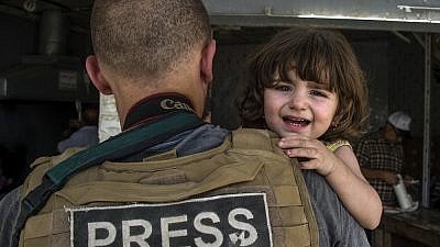 Reporters Without Borders. Credit: Fadel Senna.