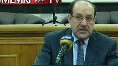 "Former Prime Minister of Iraq Nouri Al-Maliki said in a meeting with educators that aired on Afaq TV (Iraq) on Feb. 12, 2019 that Iraqi society is under ""a dangerous attack"" in the form of moral depravity that is taking place in the universities and elsewhere. He said that this is a result of a plot by the Zionist Jews. (MEMRI)"