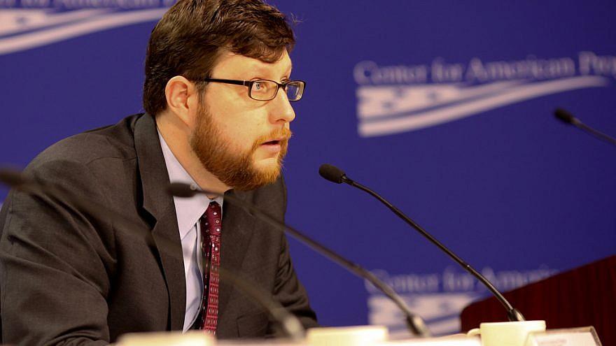 Matthew Duss. Credit: Center for American Progress/Flickr.