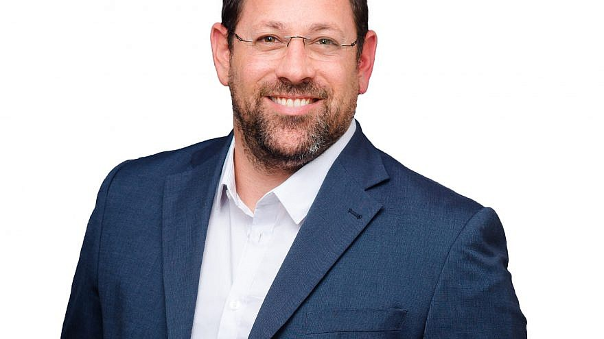 Yair Schindel, co-founder and managing partner of aMoon. Credit: Tomer Jacobson.