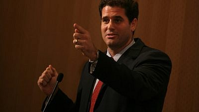 File photo: Israeli Ambassador to the United States Ron Dermer. Photo by Miriam Alster/Flash90.