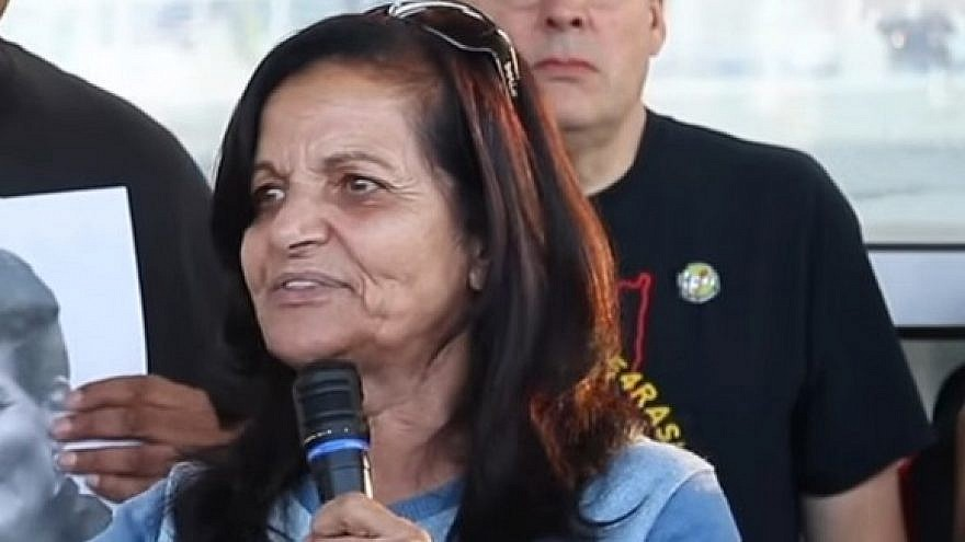 Rasmea Odeh. Credit: The Tower.