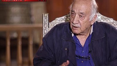 Syrian scholar Firas Al-Sawwah said in a March 3, 2019 interview on Al-Hurra TV (U.S.) that the Al-Aqsa Mosque that was mentioned in the Koran was not in Jerusalem, and that the caliph Abd Al-Malik Ibn Marwan had decided to build a holy place in Jerusalem and call it Al-Aqsa. (MEMRI)