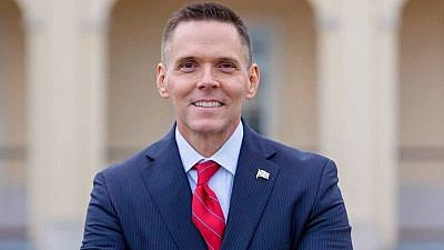 Rep. Ross Spano (R-Fla.). Credit: Representative Ross Spano/Facebook.