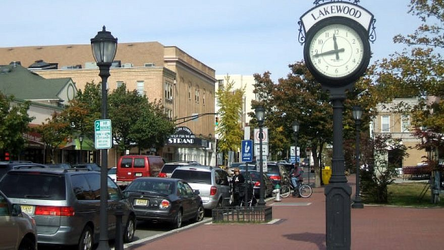 Lakewood, N.J. Credit: Wikimedia Commons.