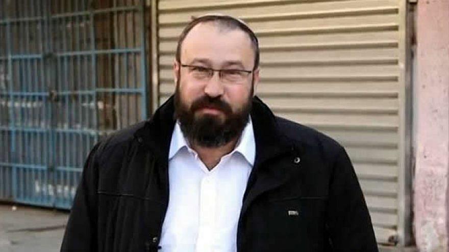 Rabbi Achiad Ettinger. Credit: Chabad.org/News.
