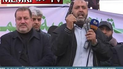Hamas official Rafiq Abu Hani said in a speech that aired on March 17, 2019 on Al-Aqsa TV (Hamas/Gaza) that the goal of the Palestinians is Jihad for the sake of Allah. (MEMRI)