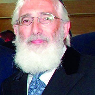 Grand Rabbi Y.A. Korff.