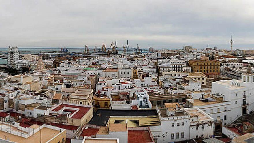 View of Cádiz, Spain, Dec. 9, 2015. Credit: Diego Delso via Wikimedia Commons.