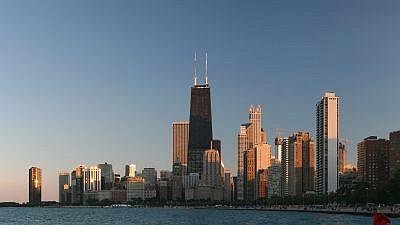 Chicago Lakefront. Credit: Daniel Schwen/Wikimedia Commons.