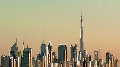 Skyline of Dubai. Credit: Jan Michael Pfeiffer/Wikimedia.