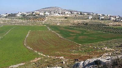 Rumat al-Heib, 2011. Credit: Wikimedia Commons.
