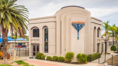 Chabad of Poway, Calif. Credit: Chabad of Poway.